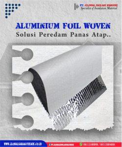 ALUMUNIUM FOIL WOVEN