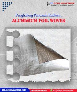 Aluminium Foil Woven Single Side